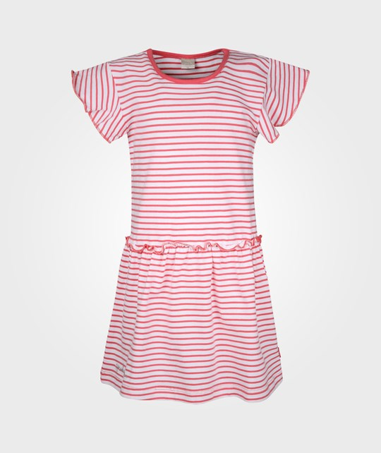Name it Gurli Mini Capsl Dress Calypso Coral Pink