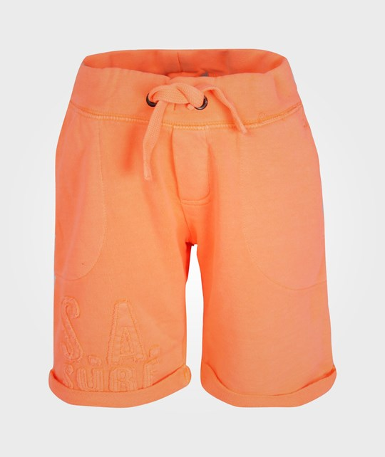 Name it Ivanho Kids Long Shorts Orange Pop Orange
