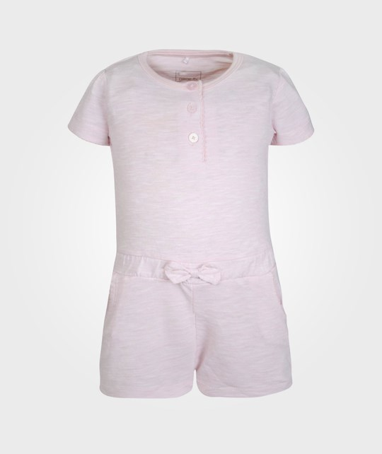 Name it Ivory SS Suit Ballerina Pink