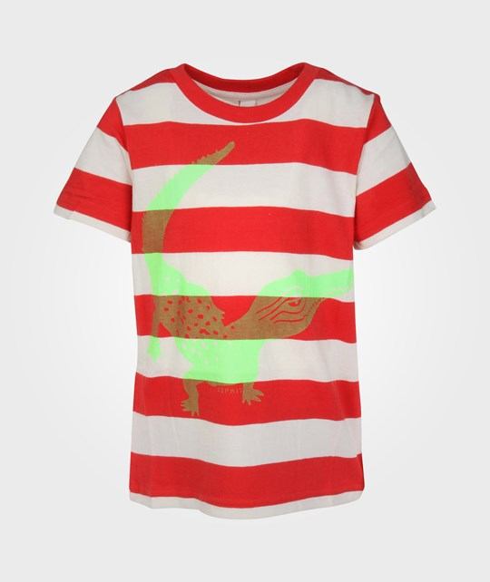 Esprit 3 AW T-Shirt Cool Red Red