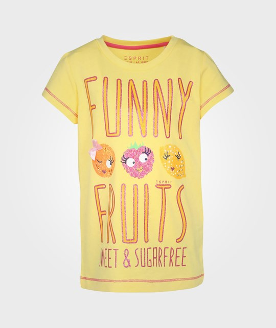 Esprit Funny Fruits TS Sunshine Yellow Yellow
