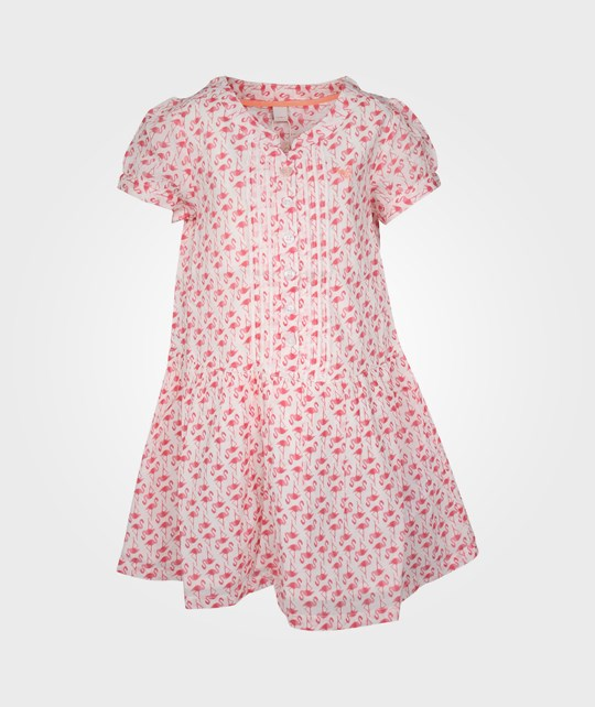 Esprit AOP Dress Pink Melon Pink