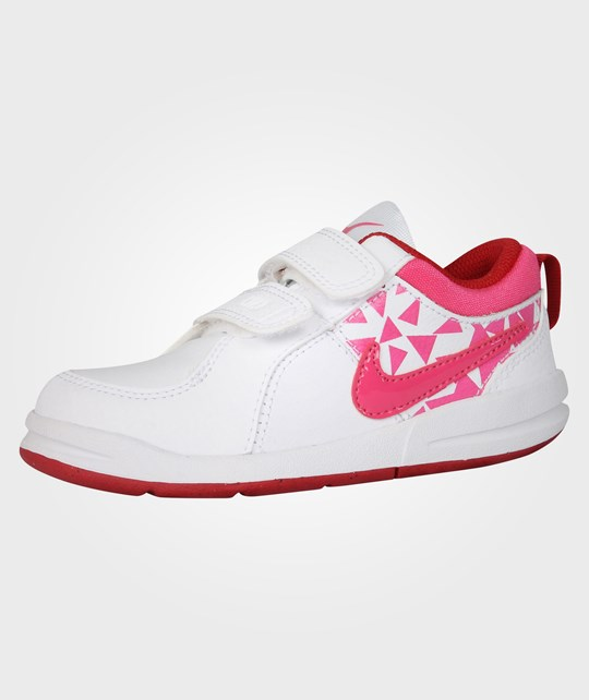 NIKE Pico 4 (TDV) White/Pink/Red Multi