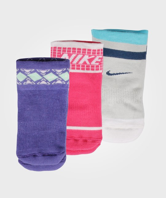 NIKE 3PPK Infant Bootie Giftpack Multi