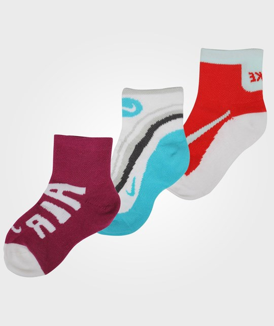 NIKE 3PPK Little Kids Socks Multi