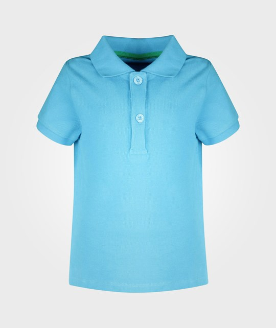 Esprit Ess Polo TS Deep Turquoise Turquoise