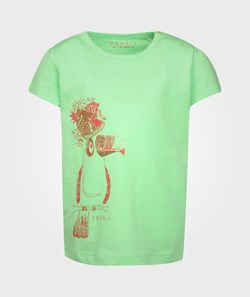 Esprit Toucan T-Shirt Frog Green