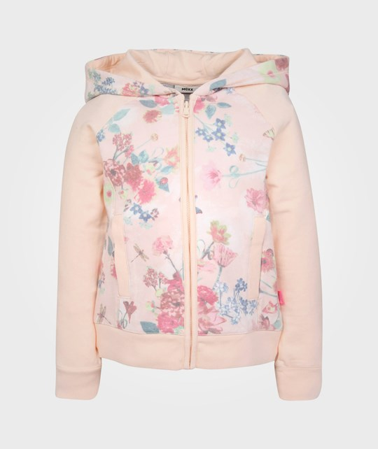 Mexx Kids Girls Sweatshirt Sweat Pale Peach Pink