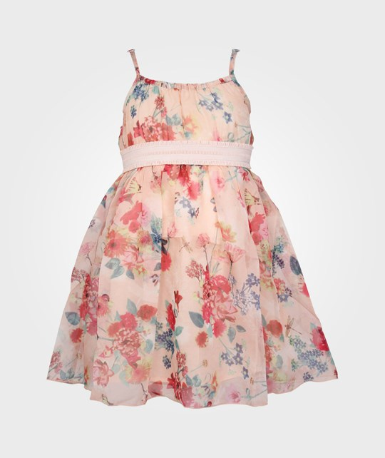 Mexx Kids Girls Dress Pale Peach Pink