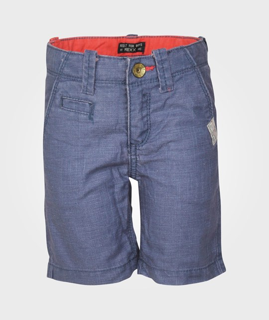 Mexx Kids Boys Pant Non Denims Dark Blue Blue