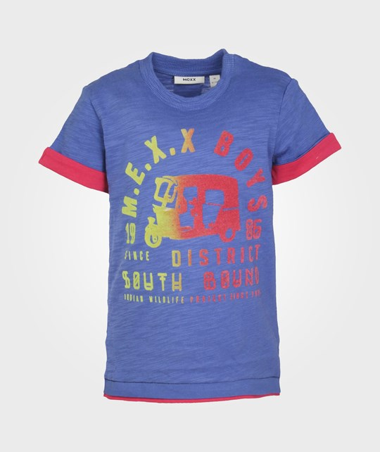Mexx Mini Boys T-Shirt Crown Blue Blue