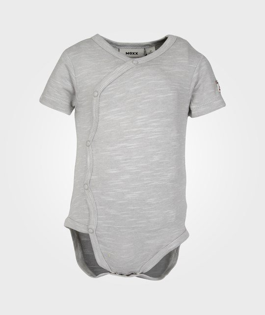 Mexx Baby Boys Diaper-Shirt Grey Sort