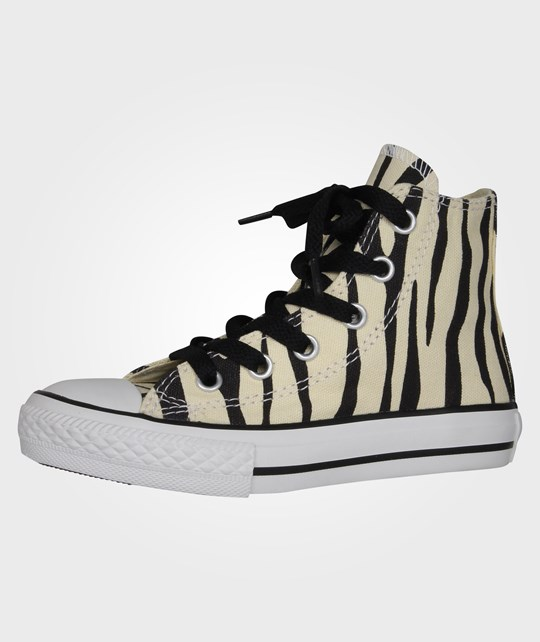 Converse All Star Kids Hi Natural/Black Black