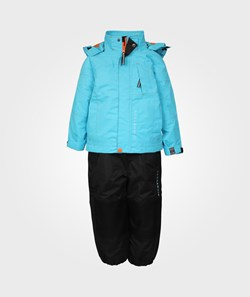 Geggamoja All-Weather Set Turquoise