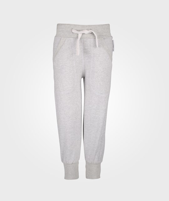 Geggamoja Longpant Grey Sort