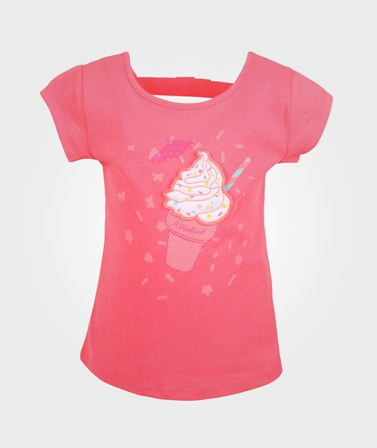 Billieblush T-Shirt Rose Fluo Pink