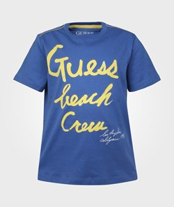 Guess SS T-shirt Astro Blue