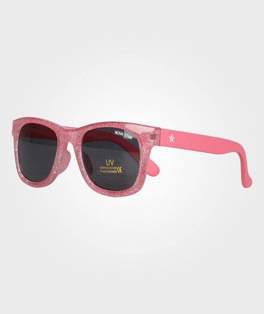 Nova Star Fred Pink Sunglasses Pink