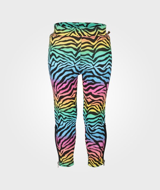 Nova Star Happy Zebra Leggings Multi
