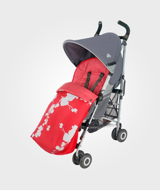 Maclaren Footmuff Fashion Cherry Bloss Multi