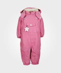 Mini A Ture Wisto M Babysuit Red Violet