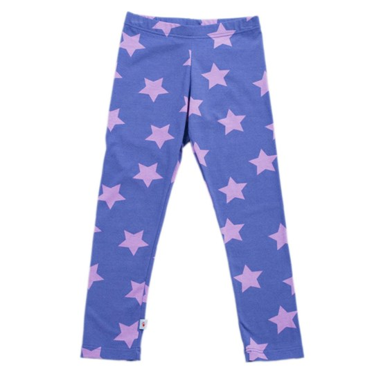 Molo Nydia Leggings Lavender Star Purple