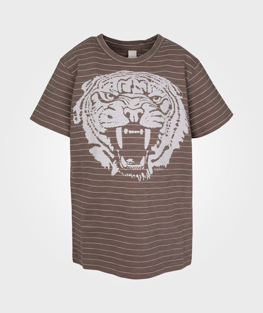 Esprit AW T-shirt Truffle Brown BROWN