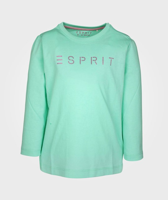 Esprit Essential T-shirt Iced Mint Green