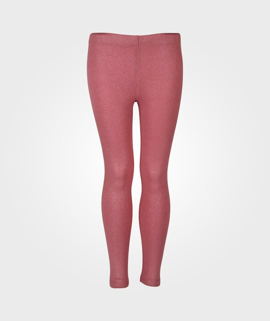 Mexx Kids Girls Legging Pink Glitter Pink