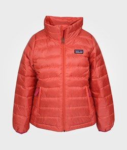 Patagonia Girls Down Sweater Coral