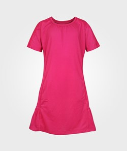 Patagonia Girls Cover Sun Dress Radiant Magenta