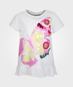 Esprit Butterfly T-shirt White