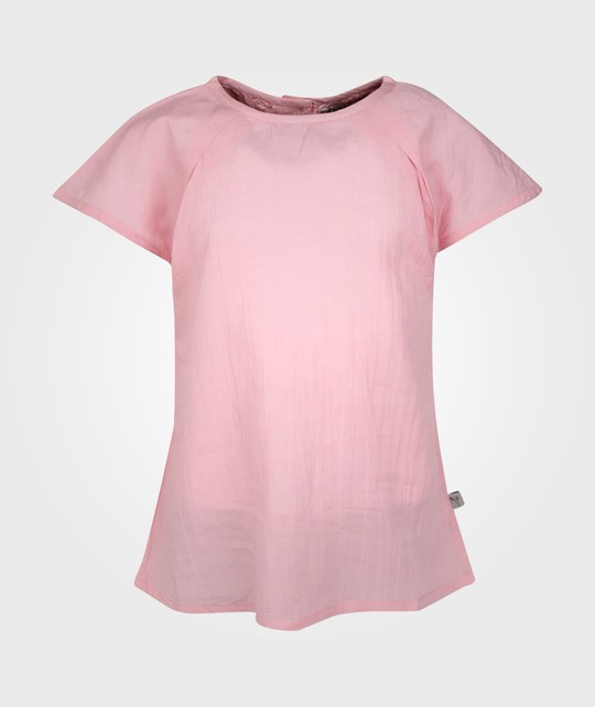 Wheat T-shirt Benita Bubblegum Pink