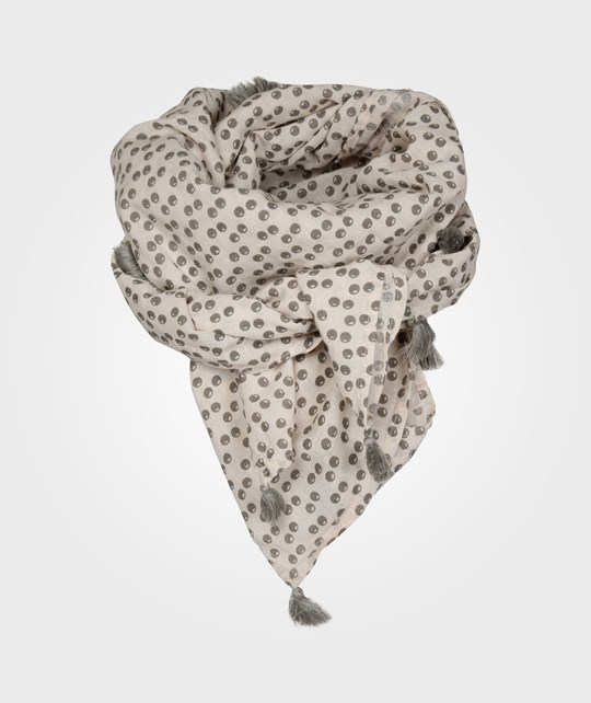 Noa Noa Miniature Scarf Peach Multi
