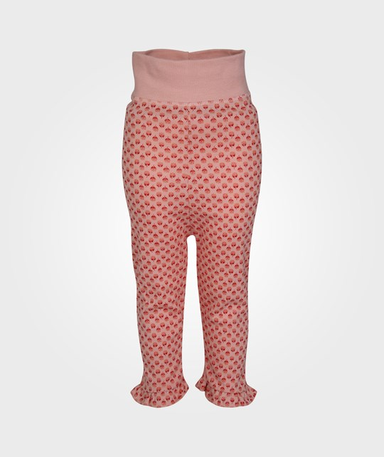 Noa Noa Miniature Leggings Long Peony Pink