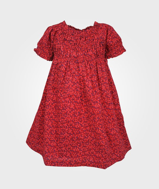 Noa Noa Miniature Dress Sl Light Tawny Red Babyshopcom
