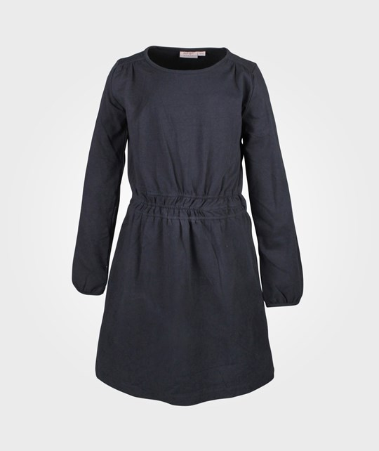 Noa Noa Miniature Dress LS Ink Blue