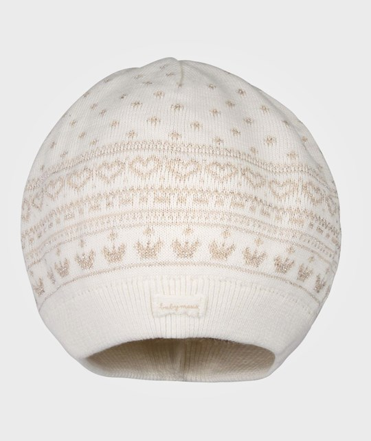 Mexx Baby Girls Hat Whisper White White