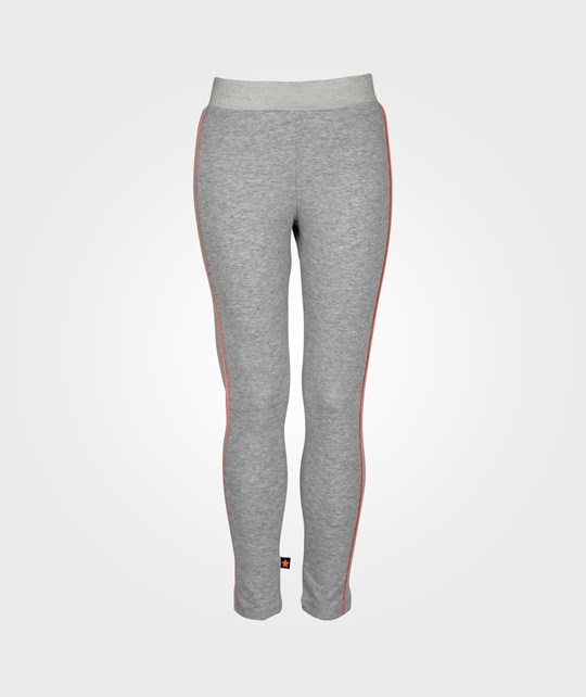 Molo Nele Leggings Grey Melange Sort